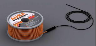 Теплый пол на основе двухжильного нагревательного кабеля AURA Heating  КТА  32м - 500Вт