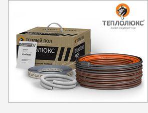 Комплект теплого пола на основе двухжильного  кабеля ProfiRoll-160
