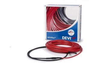 DEVI Нагревательный кабель Deviflex 18T 18м